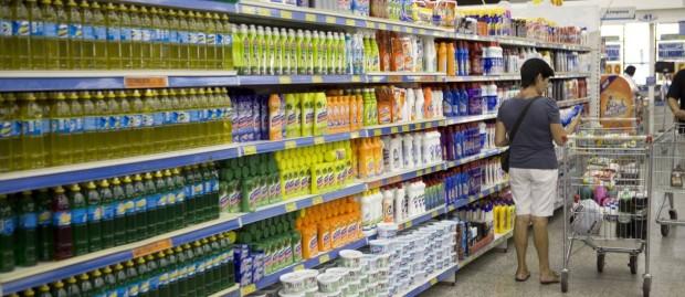 Consumidor-supermercado